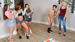 İzinsiz partiye milf hatundan seks cezası